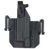 Быстросъёмная кобура Level 1 под Glock 17 с фонарём X300 5.45 DESIGN – фото 9