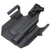 Быстросъёмная кобура Level 1 под Glock 17 с фонарём X300 5.45 DESIGN – фото 10
