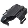 Быстросъёмная кобура Level 1 под Glock 17 с фонарём X300 5.45 DESIGN – фото 11