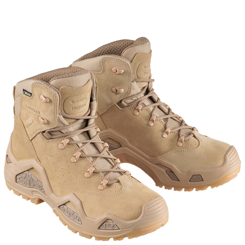 Тактические ботинки Z-6S Lowa – купить с доставкой по цене 7790руб.