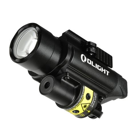 Тактический пистолетный фонарь PL-2RL BALDR Olight – купить с доставкой по цене 9500руб.