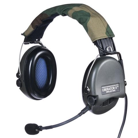 Активные наушники коммутируемые с радиостанцией LIberator II (III) Tactical Command Industries – купить с доставкой по цене 74900руб.
