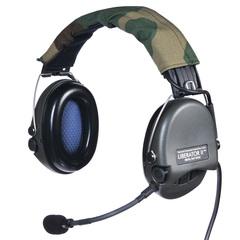 Активные наушники коммутируемые с радиостанцией LIberator II (III) Tactical Command Industries