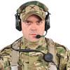 Активные наушники коммутируемые с радиостанцией LIberator II (III) Tactical Command Industries – фото 7