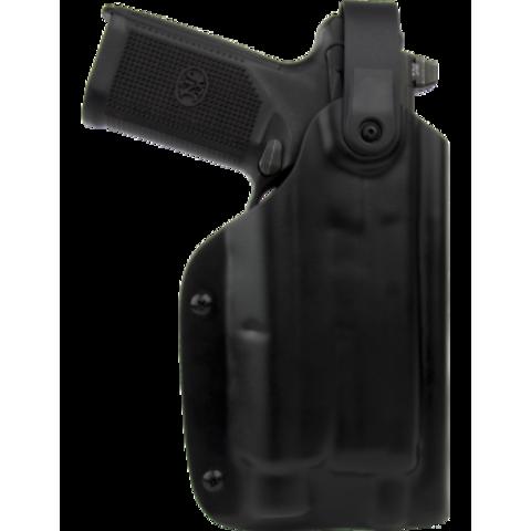 Кобура WRS Level 3 Duty wTac-Light для Глок 17 с фонарем Blade-Tech – купить с доставкой по цене 7690руб.