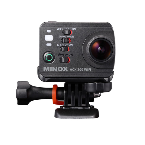 Камера ACX 200 WiFi Action Minox – купить с доставкой по цене 19 600 р