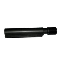 Труба с компенсатором отдачи для телескопического приклада