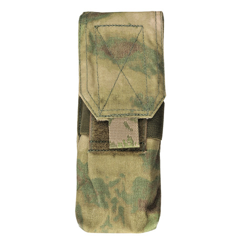 Подсумок под один или два магазина для карабина (автомата) Warrior Assault Systems – купить с доставкой по цене 1733руб.