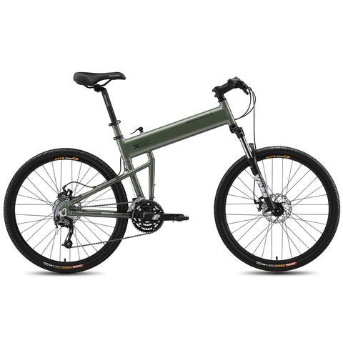 Военный горный велосипед Paratrooper Pro 15 Montague – купить с доставкой по цене 0руб.