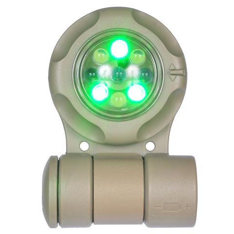 Программируемый инфракрасный маркер VIPIR Gen 5 Quantum FX Chameleon Adventure Lights – купить с доставкой по цене 23190руб.