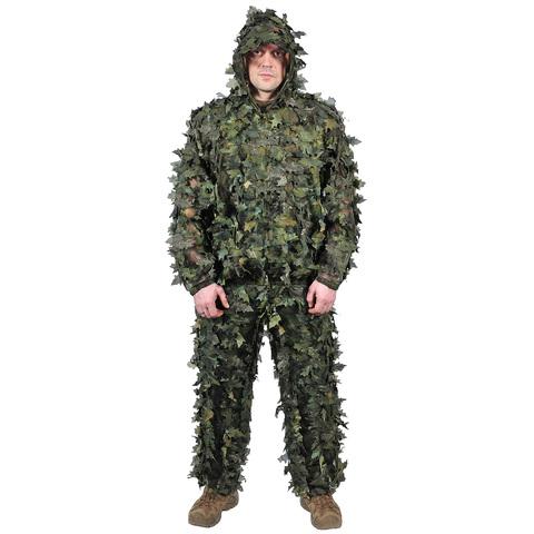 Маскировочный халат LLCS Chilie Suit Jack Pyke – купить с доставкой по цене 10990руб.