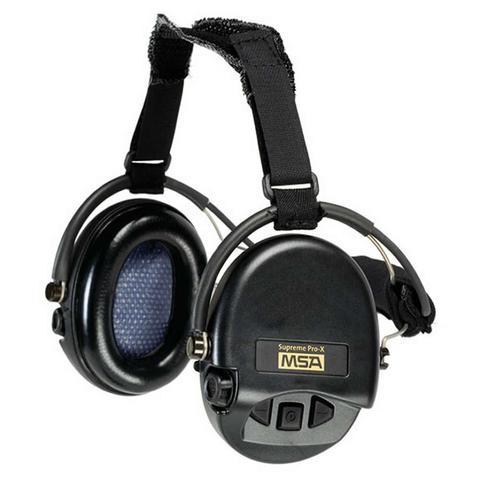 Активные наушники Supreme Pro X Neckband MSA Sordin – купить с доставкой по цене 18400руб.