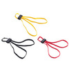 Жёлтые текстильные одноразовые наручники HT-01-Y ESP – фото 2