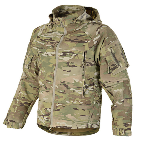 Тактическая куртка Softshell Alpine Otte Gear – купить с доставкой по цене 58 000 р
