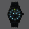 Часы TROOPER CARBON, модель H3.3302.777.2.3 H3TACTICAL (в подарочной упаковке) – фото 2