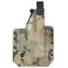 Кобура Level 1 под Glock 17 с фонарём X400 5.45 DESIGN – фото 2