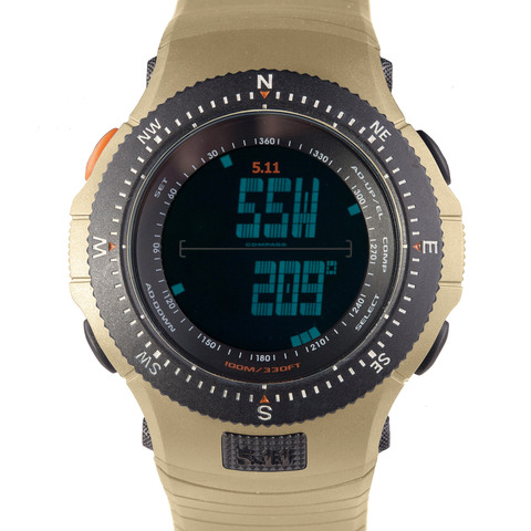 Тактические часы Field Ops Watch 5.11 – купить с доставкой по цене 18890руб.