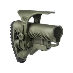 Полимерный приклад с упором для щеки GLR-16 CP Fab-Defense