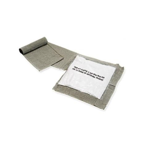 Эластичный марлевый бинт с клапаном давления и петлевой ручкой (30х 30 см) FCP09 + Multi Bandage First Care – купить с доставкой по цене 1 690р