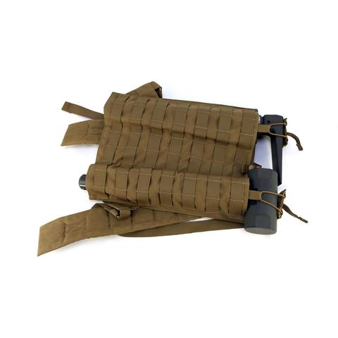 Переносчик для ношения тактического инструмента на 2 предмета Viking Tactics – купить с доставкой по цене 11 790р