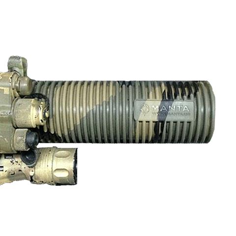 Радиатор на глушитель Manta – купить с доставкой по цене 4590руб.