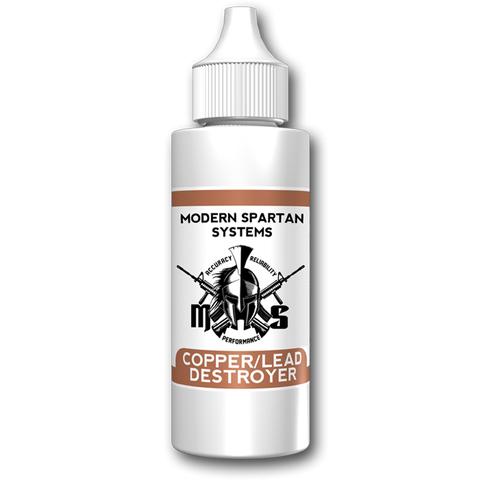 Жидкость для снятия остатков свинца и меди Copper / Lead Destroyer Modern Spartan Systems – купить с доставкой по цене 470руб.