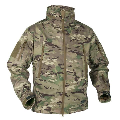 Тактическая куртка Gunfighter Shark Skin Helikon-Tex – купить с доставкой по цене 7590руб.