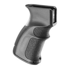 Черная пистолетная полимерная рукоятка AG-47 для АК 47/74/Сайга Fab-Defense