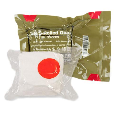 Стерильный марлевый бинт (хлопок) S-Rolled Gauze – купить с доставкой по цене 540руб.