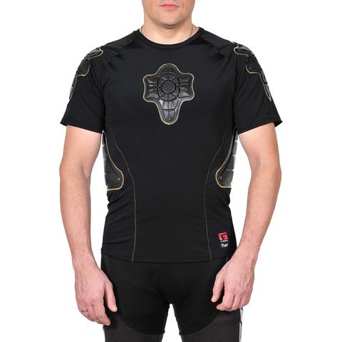 Компрессионная футболка с защитными элементами Pro-X G-Form – купить с доставкой по цене 6 290р