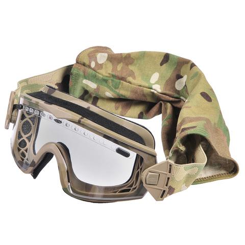 Тактические очки с естественной вентиляцией Goggle LOPRO Smith Optics – купить с доставкой по цене 10910руб.