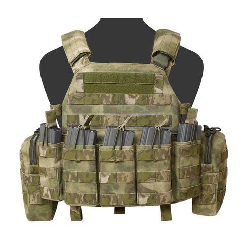 Тактический жилет для бронепластин DCS Warrior Assault Systems – купить с доставкой по цене 15490руб.