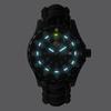 Часы TROOPER CARBON, модель H3.3302.777.2.8 H3TACTICAL (в подарочной упаковке) – фото 2