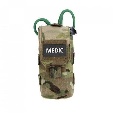 Медицинский подсумок Individual First Aid Kit Warrior Assault Systems – купить с доставкой по цене 2290руб.