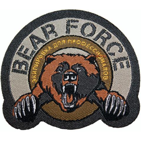 Патч BEAR FORCE – купить с доставкой по цене 100руб.